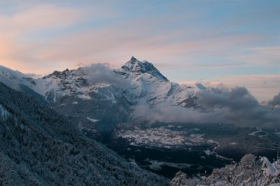 Yosemite Time-lapse Video